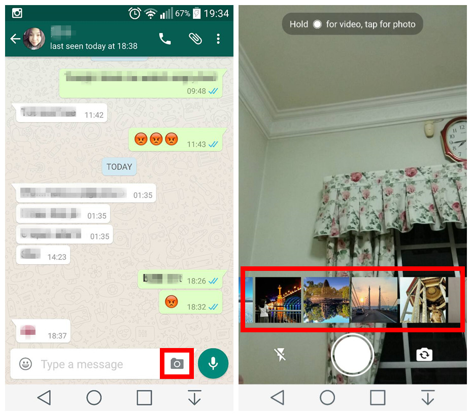 Whatsapp For Android 2